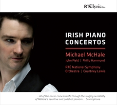 Michael McHale - Irish Piano Concertos