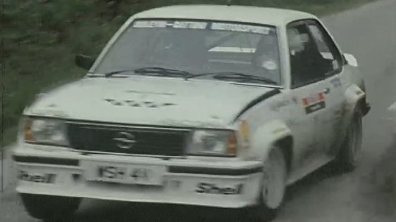 Donegal Rally 1981