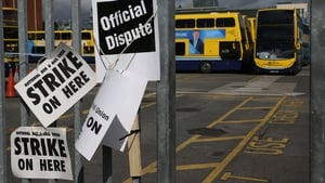 Over 400,000 passengers a day are affected each day Dublin Bus is on strike