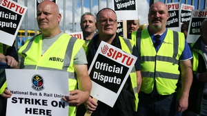 Dublin Bus workers are in a dispute over pay