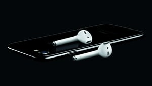 The iPhone 7 and AirPods were the main reveal at the Apple Launch