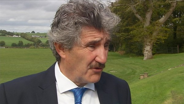 John Halligan says he will not sully his principles