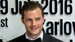 """Jamie Dornan had a """"real surprise"""" when he found out his dad appeared on The Fall"""