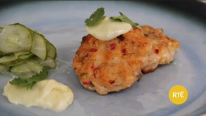 Dublin Cookery School's mouth watering fish cakes