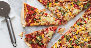 Aoife's Pizza is just 620 calories!