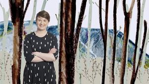 Melissa Doran Illustrator of Naturama Book