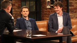 The Late Late Show Extras: Alex Murphy & Chris Walley
