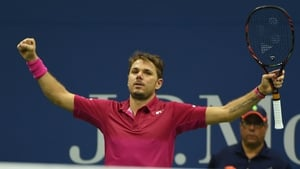 Stan Wawrinka set up a US Open final clash with Novak Djokovic