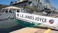 LÉ James Joyce to conclude three-month Med tour