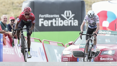 Froome belts Vuelta field to set up a Stage 20 showdown