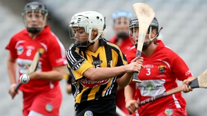 Shelly Farrell scored Kilkenny's goal in last year's final