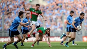 Dublin and Mayo clashed in last year's All-Ireland SFC semi-final