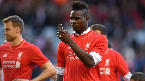 Mario Balotelli: 'Apart from the fans, who were fantastic with me, I must be honest, and the players, who I had a good rapport with, I didn't like the club.'