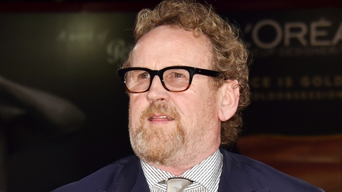 Colm Meaney - Will play the role of Tolkien's guardian, Father Francis