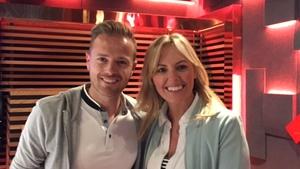 Jenny McCarthy & Nicky Byrne