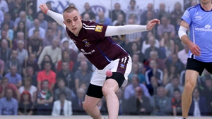 Westmeath's Robbie McCarthy in action on Saturday