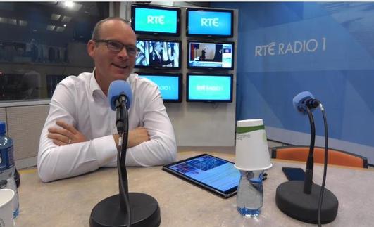 Minister Simon Coveney