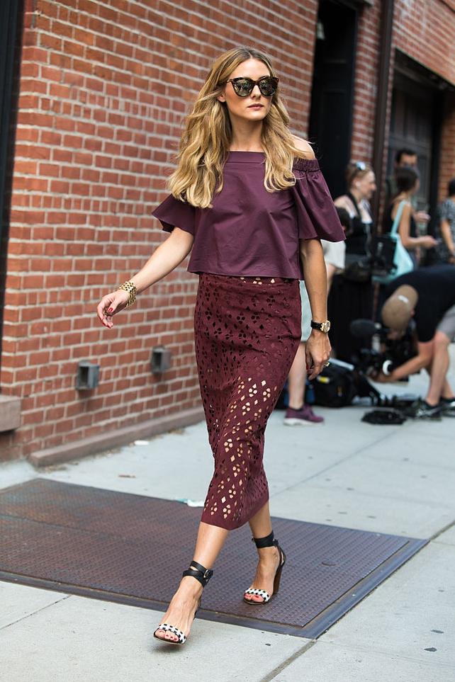 Olivia Palermo, fashion icon & socialite