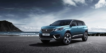 The new Peugeot 5008, which has morphed from being an MPV to an SUV