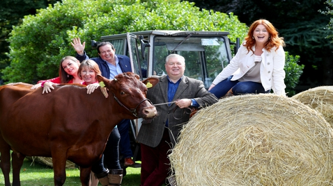 RTÉ at the National Ploughing Championships 2016 is in association with Aldi.