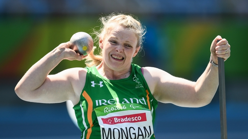 Deirdre Mongan couldn't quite match her personal best in Rio
