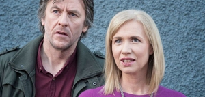 Vince and Caitríona on Ros na Rún: Colm's case has caused some tension but will Vince finally allow Caitríona seek justice?