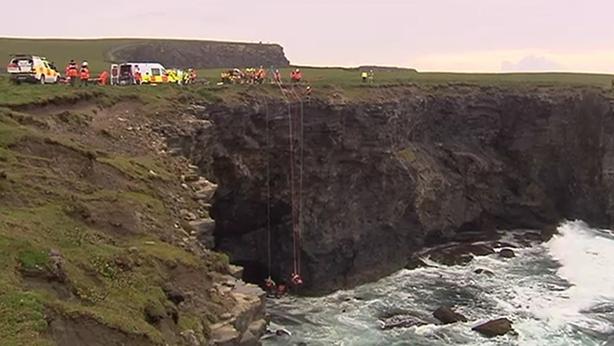 Co Clare rescue