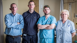 Keeping Ireland Alive: the health service in a day