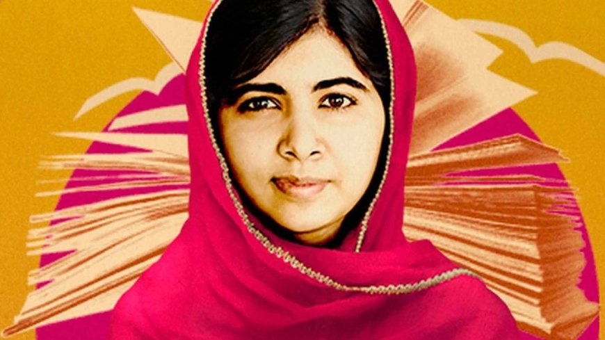 Image result for he named me malala