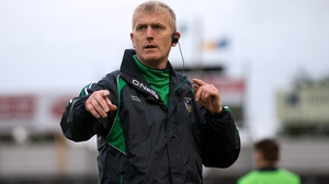 John Kiely is the new ,man at the helm in Limerick