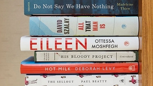 The six short-listed novels for this year's Man Booker Prize