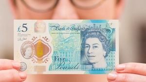 De La Rue holds the contract to design and make the Bank of England's new polymer notes.