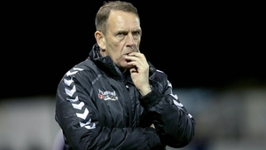 Kenny Shiels has guided Derry into Europe in his first season in charge