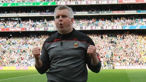 Stephen Rochford is looking to win the ultimate prize in his first year in charge