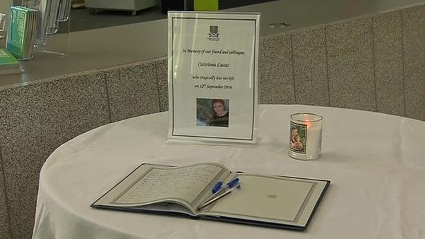 Book of Condolences in Clare