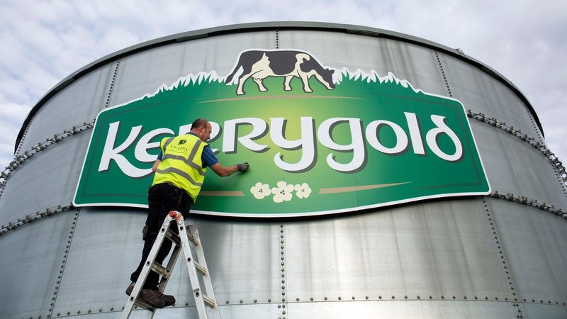 Kerrygold is now the second biggest butter brand in the US with 2.6 million packets of butter sold each week