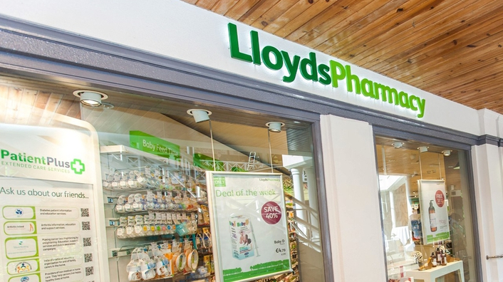 LloydsPharmacy repays HSE close to €12m