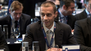 Aleksander Ceferin is the new President of UEFA