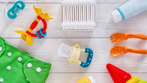 Toys for wee ones