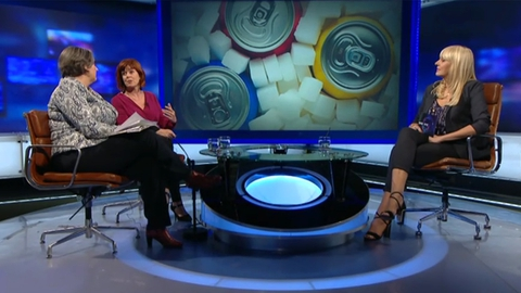 Prime Time Extras: Sugar Tax Discussion