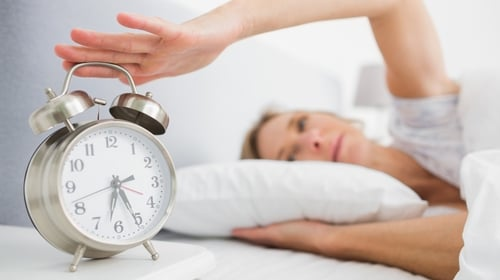 """""""In 1960, the average sleep for an adult in the United States was 8.5 hours per night. Nowadays, the mean sleep is less than sevenhours."""""""