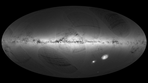 It is the most detailed map of the Milky Way ever produced (Pic: ESA)