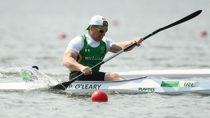 Patrick O'Leary has reached the KL3 final