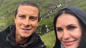Bear Grylls dishes on the wild life on The Late Late Show
