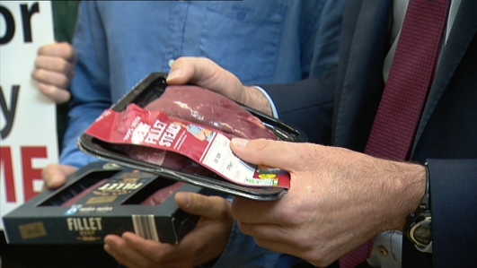 Farmers cut out the meat processors & sell direct to customers