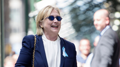 Hillary Clinton is recovering from pneumonia