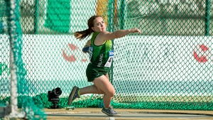 Niamh McCarthy claimed gold in stunning fashion