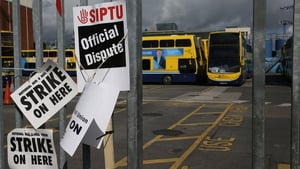 Unions at Dublin Bus were looking for a 15% pay rise over three years