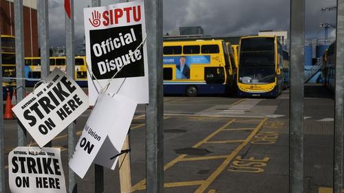 Third day of Dublin Bus pay dispute talks at WRC