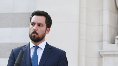 Eoghan Murphy said new ambition and resources are needed